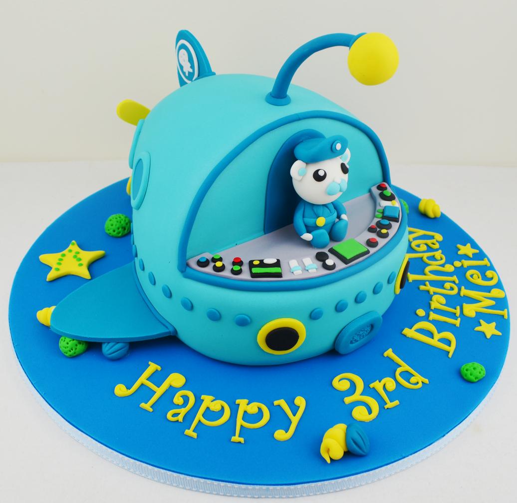Birthday Cake Children Custom Sydney