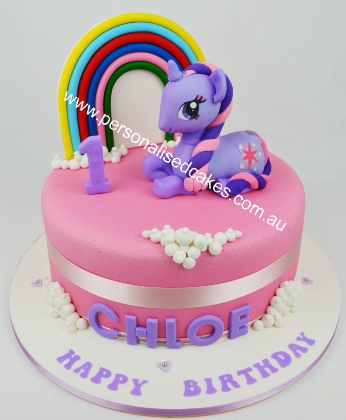 Birthday Cakes Little Pony Image Inspiration of Cake and