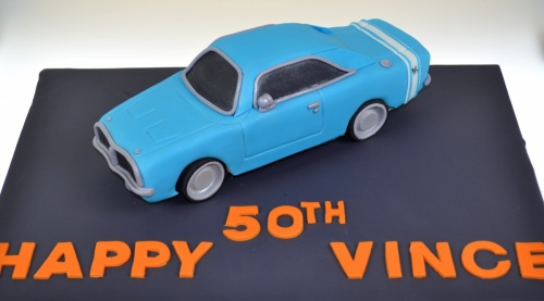 3D Car - AC509