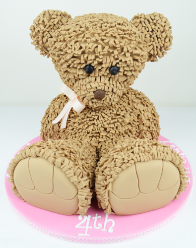 3D Teddy - KC187