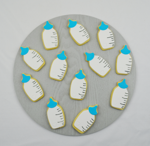 Bottle cookies