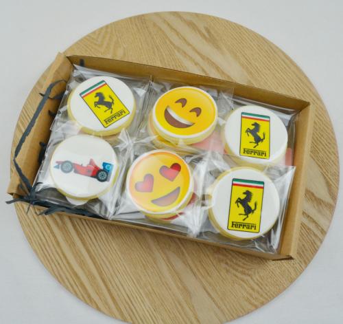promo cookies