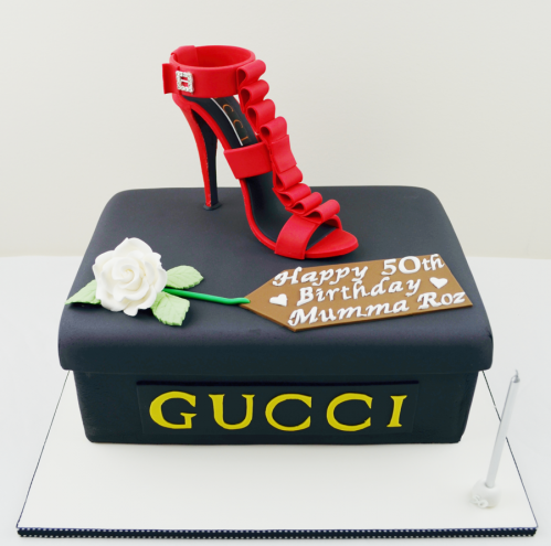 Gucci Heel - AC588
