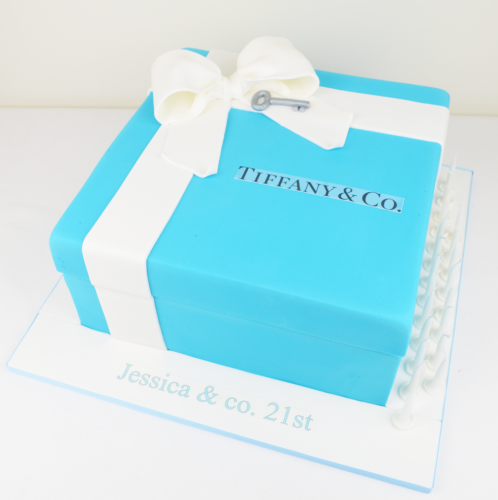 Tiffany Box - AC581
