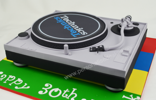 Turntable - AC538