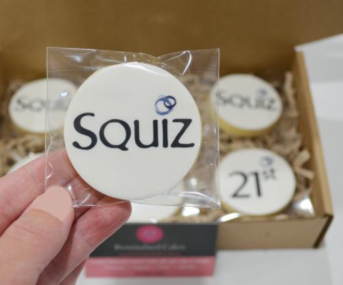 branded cookies delivered