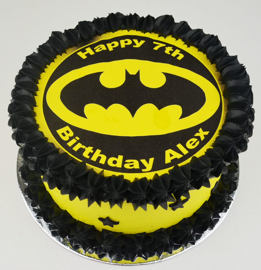 Custom Made Edible Images For Cakes
