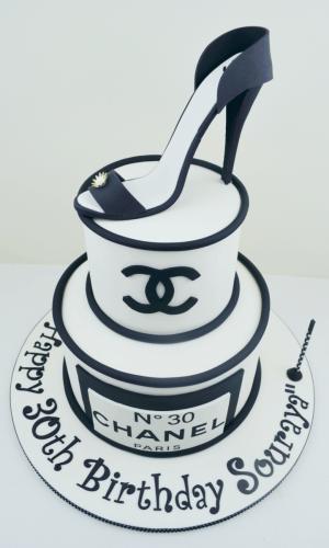 Chanel Heel - AC575