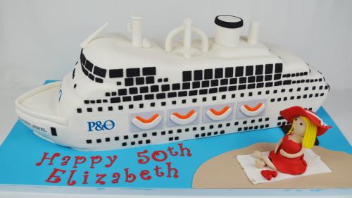 Cruise ship - AC526