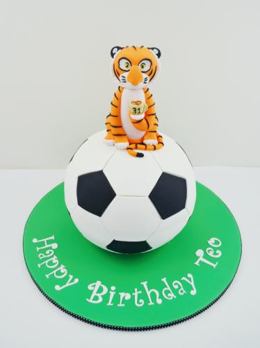 Tiger Soccer - AC596