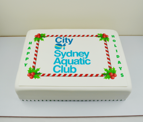 Aquatic - CC394 Business cakes