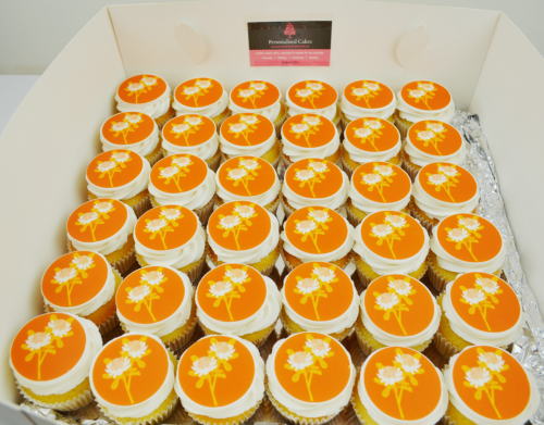 Cupcakes - CC397 Corporate cupcakes