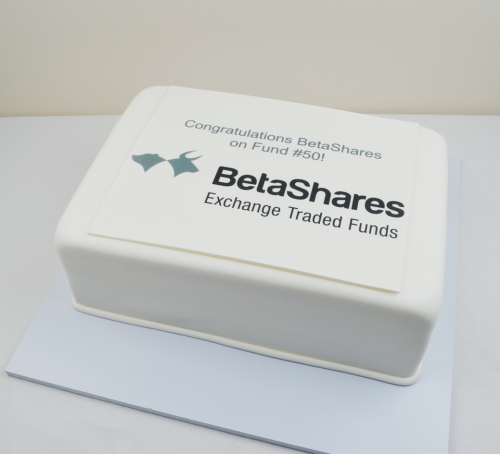 Bshares - CC383 Corporate cakes Sydney