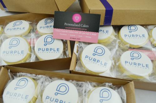 logo cookies delivered