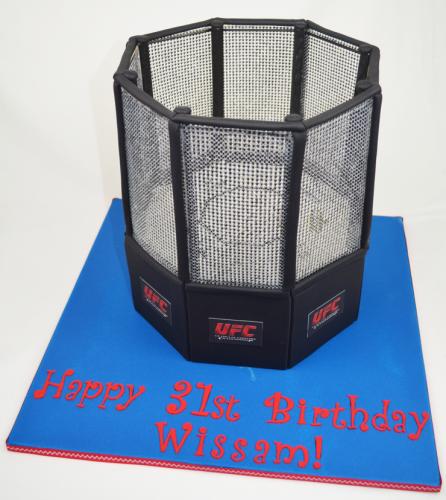 UFC - AC521