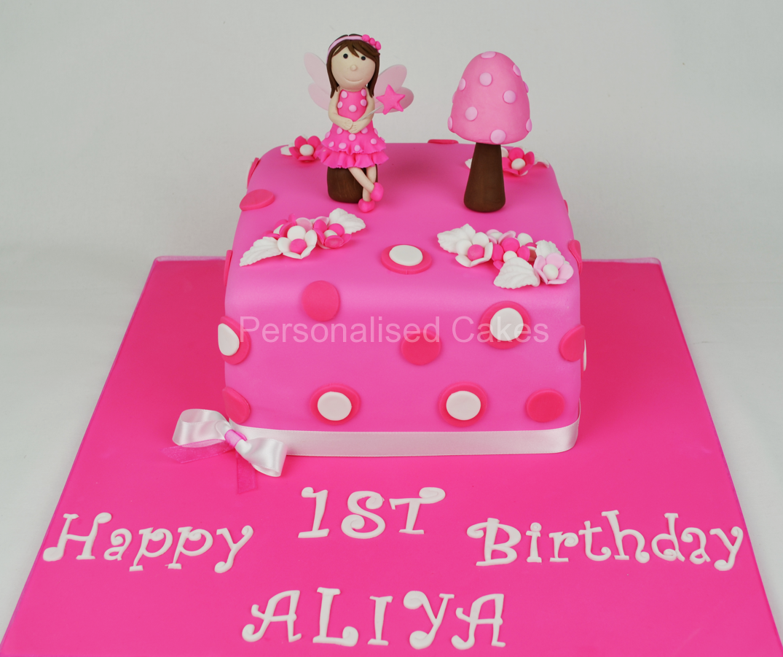 Fairy Birthday Cakes Sydney