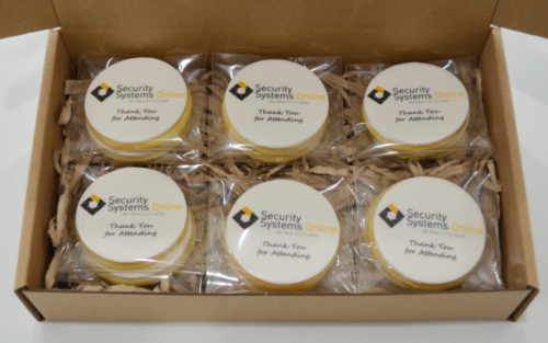 Branded cookies australia wide delivery