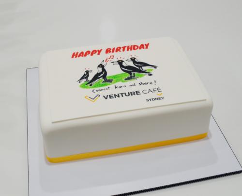 Venture Cafe - CC542