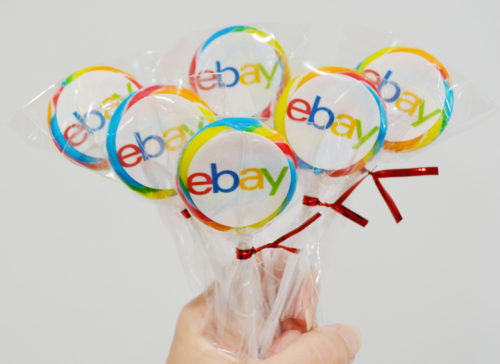 *NEW* Logo lollipops