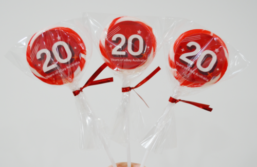 *NEW* Branded lollipops
