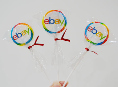 *NEW* Promotional Lollipops