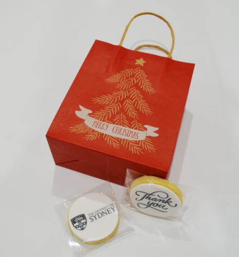 Christmas Cookie Bag