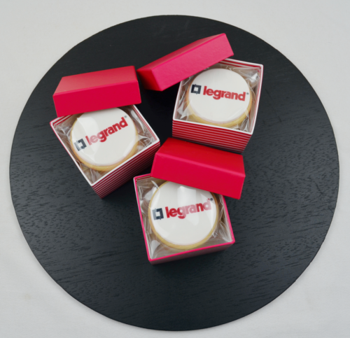 logo cookies delivered