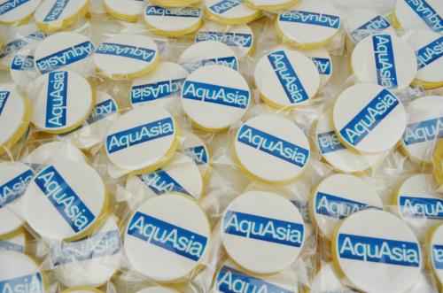 logo cookies delivered australia wide
