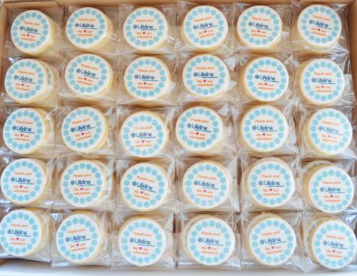 Cookies for Volunteers